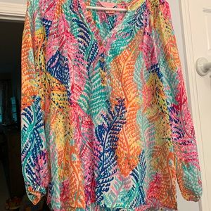 Lilly Elsa top